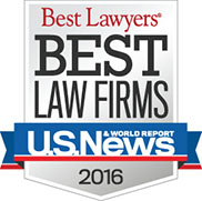 U.S. News & Best Lawyer - Best Law Firms 2016
